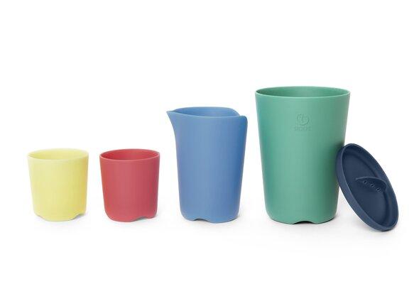 Flexi Bath™ - Toy Cups