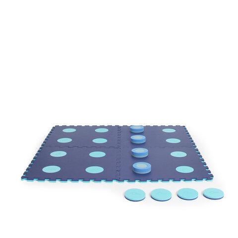 bObles gulvunderlag - multi blå