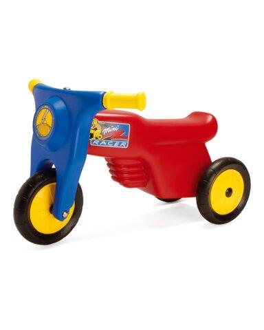 Dantoy Motorcykel med gummihjul