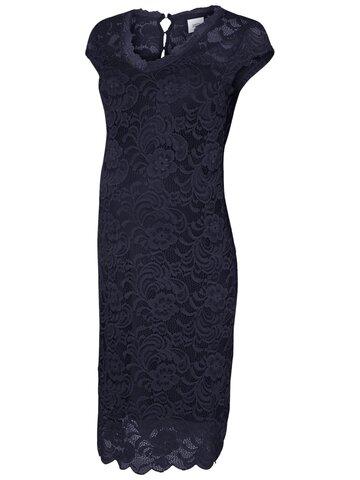 New Mivana Cap Jersey Kjole - Blå