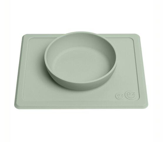 Mini Bowl Støvet Grøn