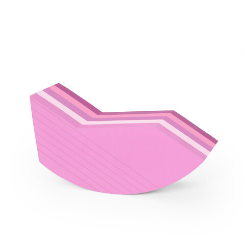 bObles fly - multi pink