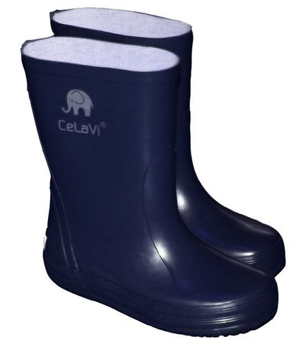 Gummistøvle - CeLaVi - Dark Navy 778