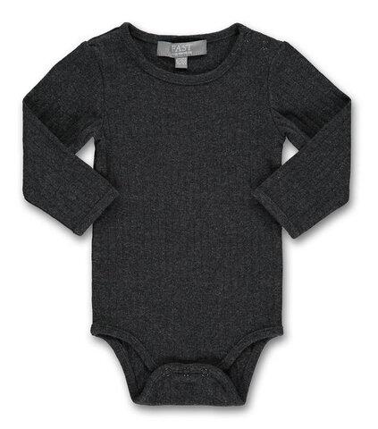 Baby Bodystocking - Antrasit/310