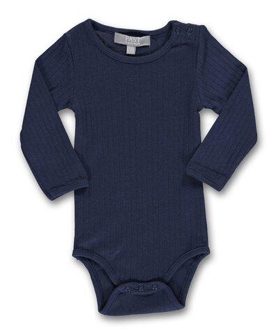 Baby Bodystocking - Navy 015