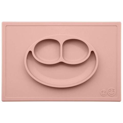 Tallerken Happy Mat - Blush