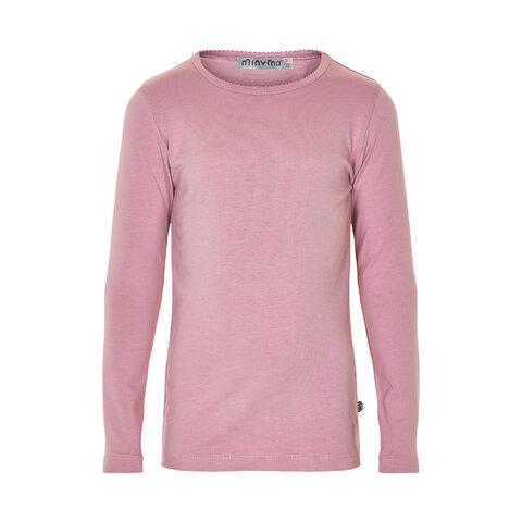Basic Bluse - Rose/506