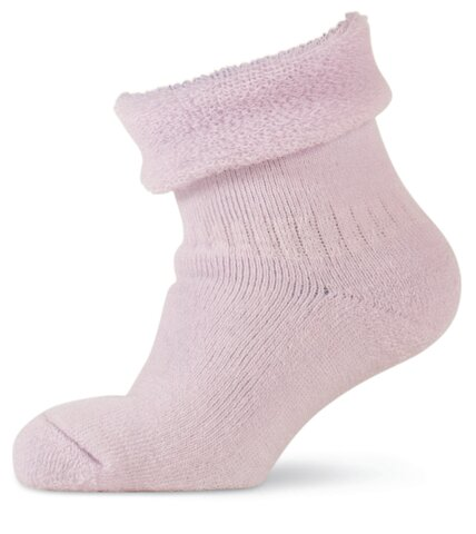 Basic Babysock Woolterry - Mother of pearl/502
