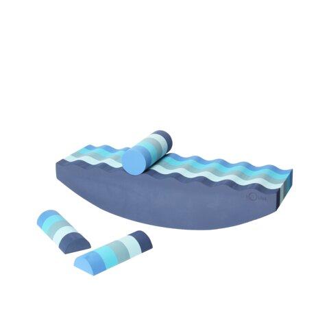 bObles båd - multi blå