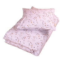 Sengetøj junior, Stars Light lavender