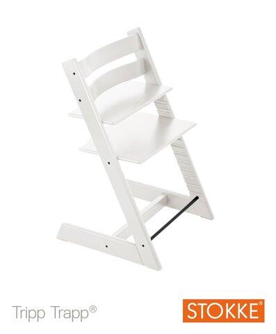 Stokke® Tripp Trapp® Højstol - Hvid