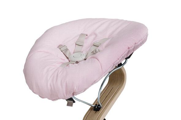 Nomi Baby Med Hvid Skal - Pale Pink/Sand
