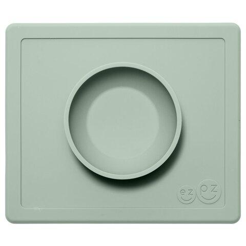 Ezpz Bowl støvet grøn