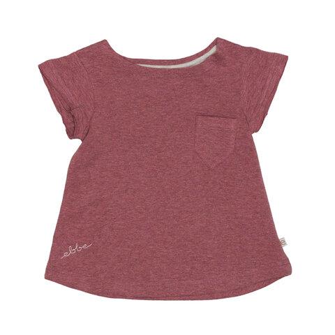 Becky T-Shirt I A-Form - Rose Melange