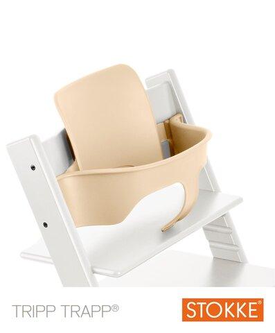 Babysæt til tripp Trapp stol - Natur