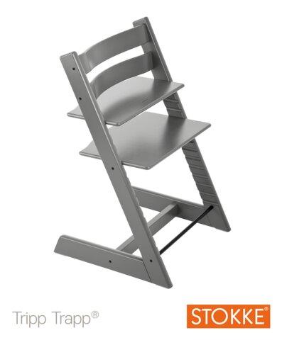Stokke® Tripp Trapp® Højstol - Storm grey