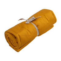 Bedbumper thin Golden mustard