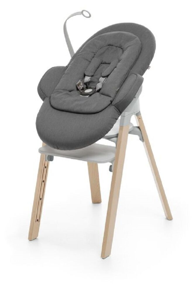 Image of   Stokke® Steps Newborn Set Deep Grey