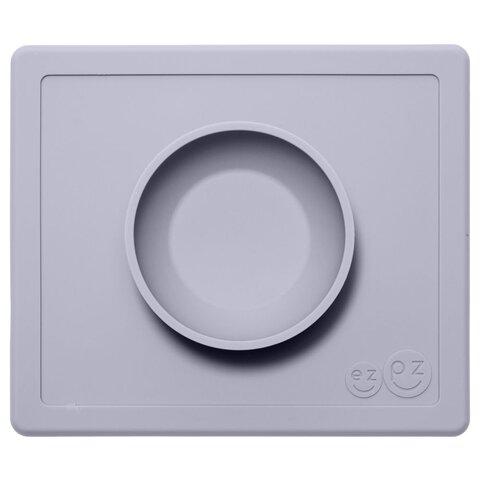Ezpz Bowl støvet gråblå