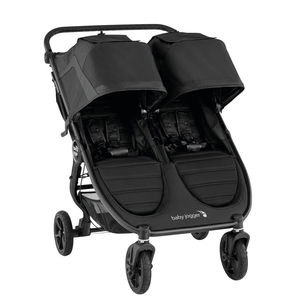 Image of   Baby Jogger City Mini GT 2 double - Jet