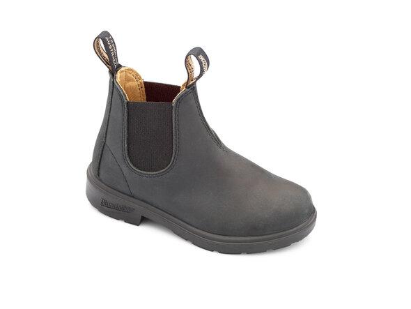 Børnestøvler - Rustic Black