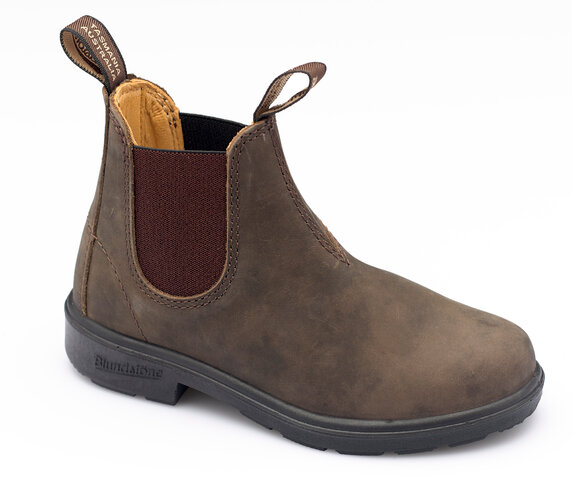 Børnestøvler - Rustic Brown