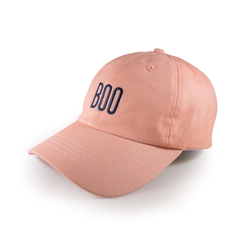 Image of Lil' Boo Boo dad cap - Peach Beige (371b1f56-f85a-40e6-9575-55f4f41d39fd)