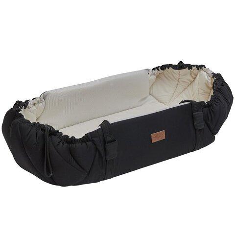 Sleep carrier matte black