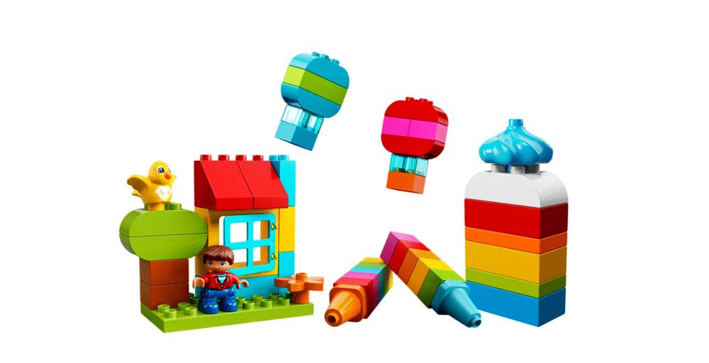 LEGO Kreativt sjov - Byggesæt & klodser - LEGO
