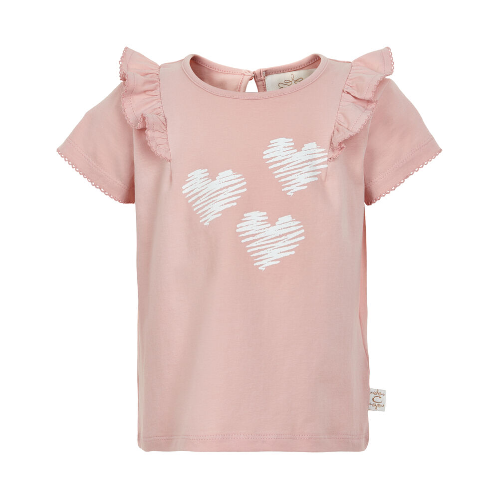 Image of   Creamie T-Shirt frill - 5506