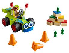 Woody og den fjernstyrede bil