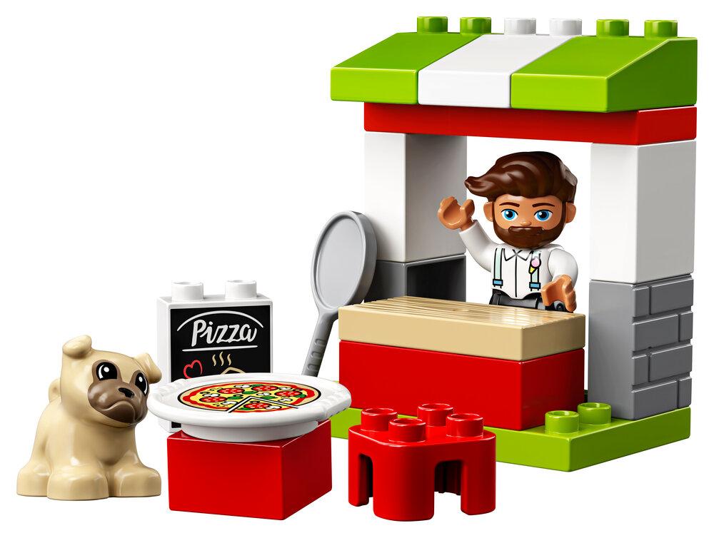 LEGO Pizzabod