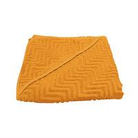 Badeslag Zigzag, Golden mustard