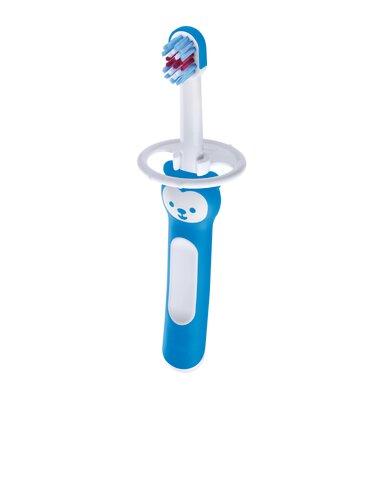 Baby tandbørstesæt blue 2 stk
