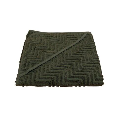 Badeslag Zigzag, Dark green