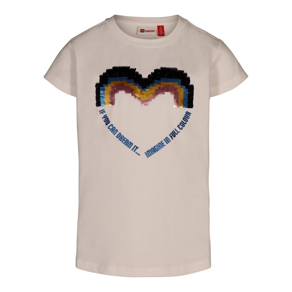 LEGO Wear Lwtone 304 T-shirt - 102 - Overdele - LEGO Wear