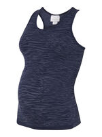 Paria active tank top - Navyblazer