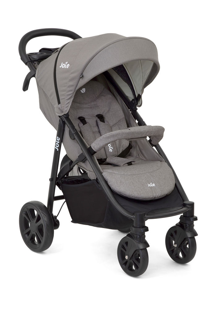 Image of   Joie Litetrax 4 gray fannel