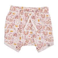 Shorts med print - 554