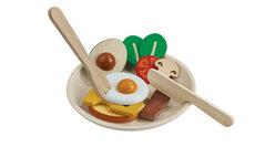Morgenmadsmenu