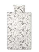 Katie Scott sengetøj - Junior - Graphic