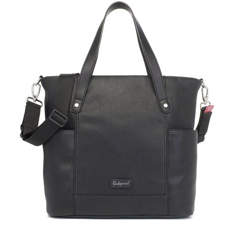 Rosie Vegan Leather Black