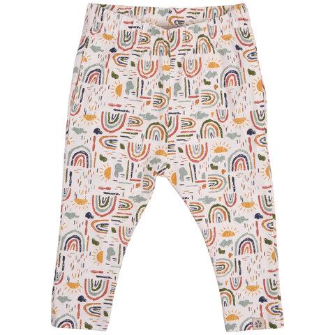 Bukser med print - 259