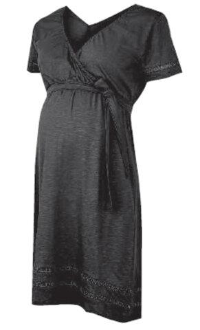Siana Tess 2 i 1 kjole - Black