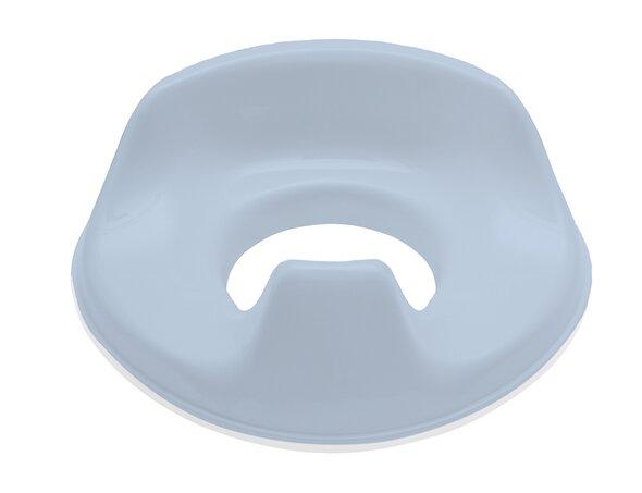 Toiletsæde justerbar, Celestical Blue