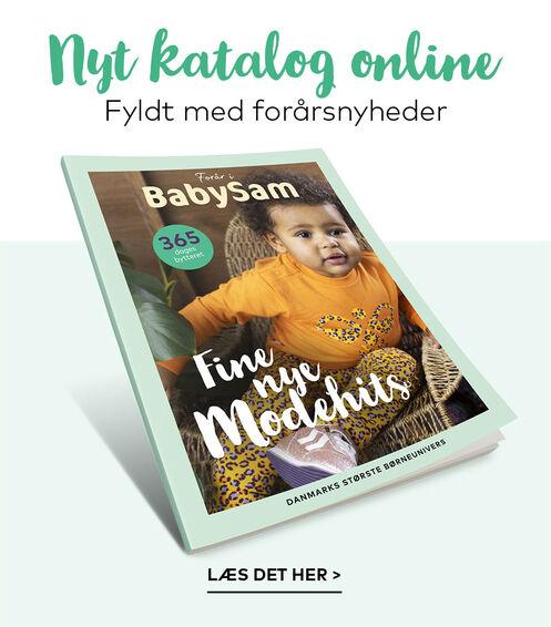 Fashion katalog BabySam