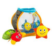 Mit første akvarium