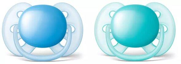 Sut, Ultra Soft  6-18 mdr. grøn/blå