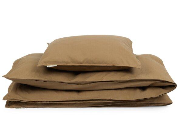 Baby sengesæt - khaki