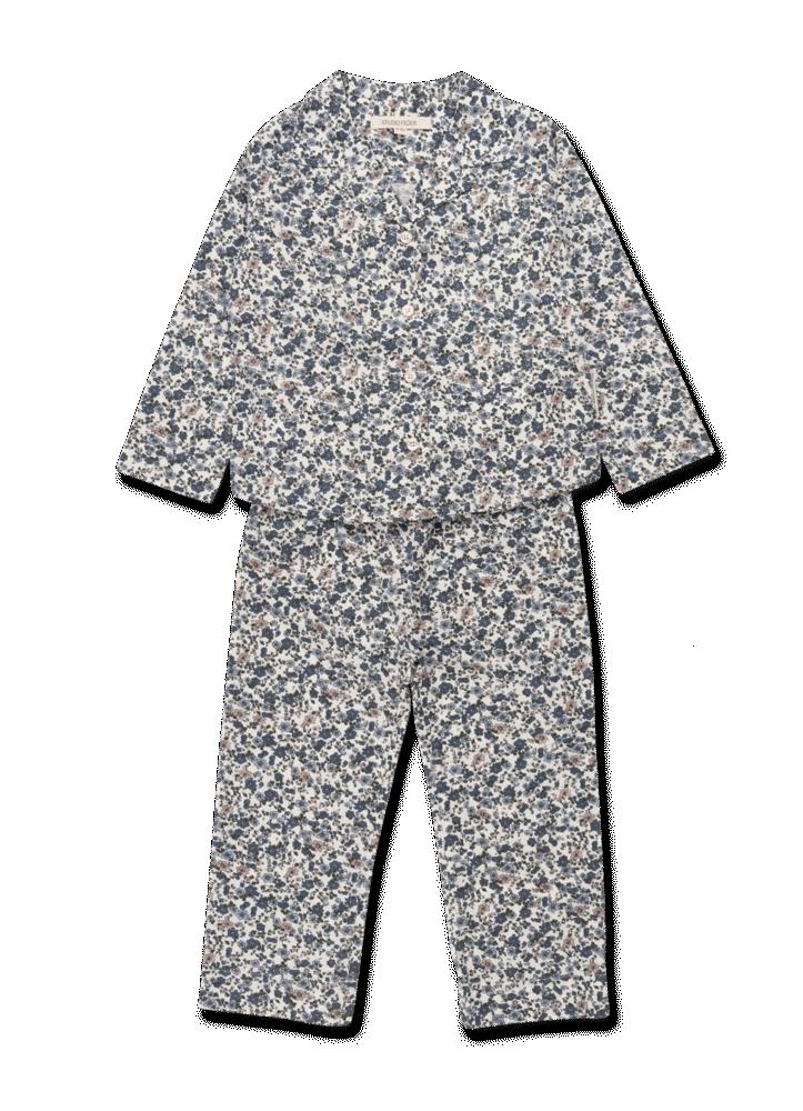Image of Studio Feder Pyjamas - FLORAL BLUE (f3efa124-5638-49ff-8d7d-a6c3699a8248)